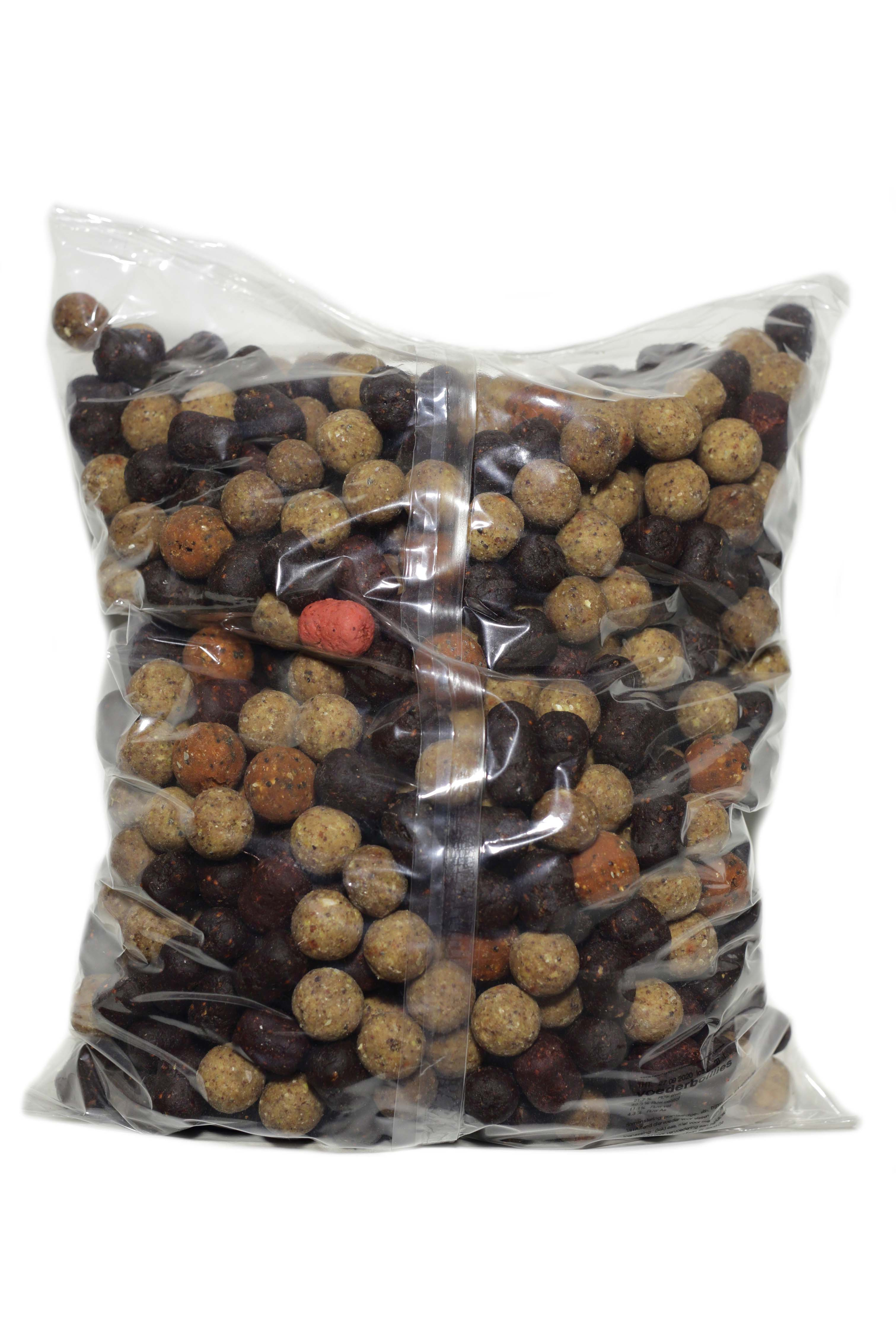 Prebaiting Ready Mades mix